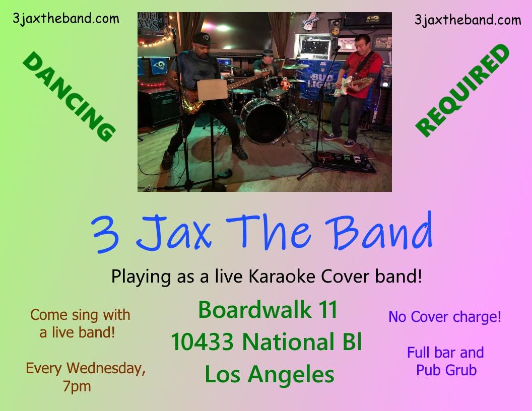 3 Jax Karaoke 6-26-19