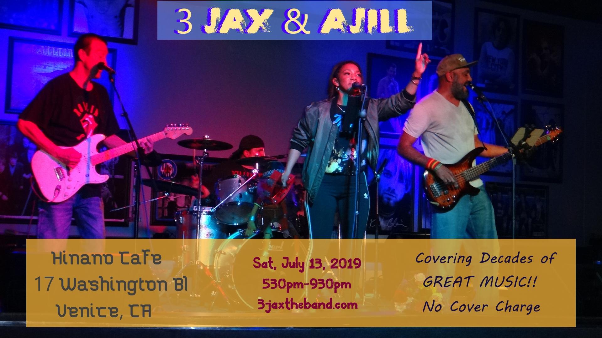 3 Jax & Ajill 7-13-2019