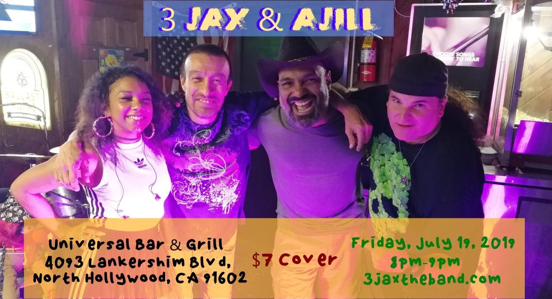 3 Jax & Ajill 7-19-2019