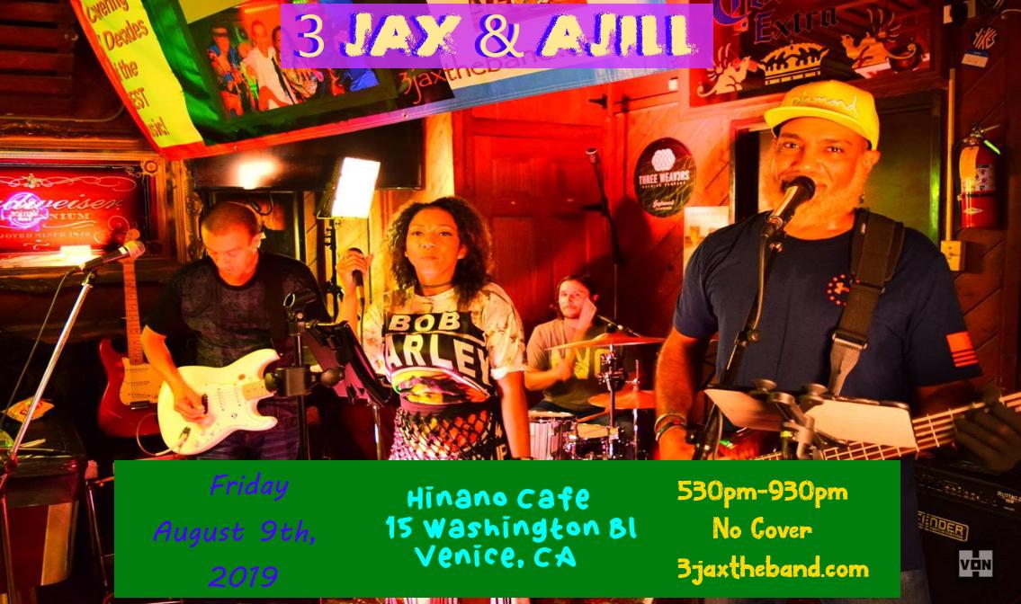 3 Jax & Ajill 08-09-2019