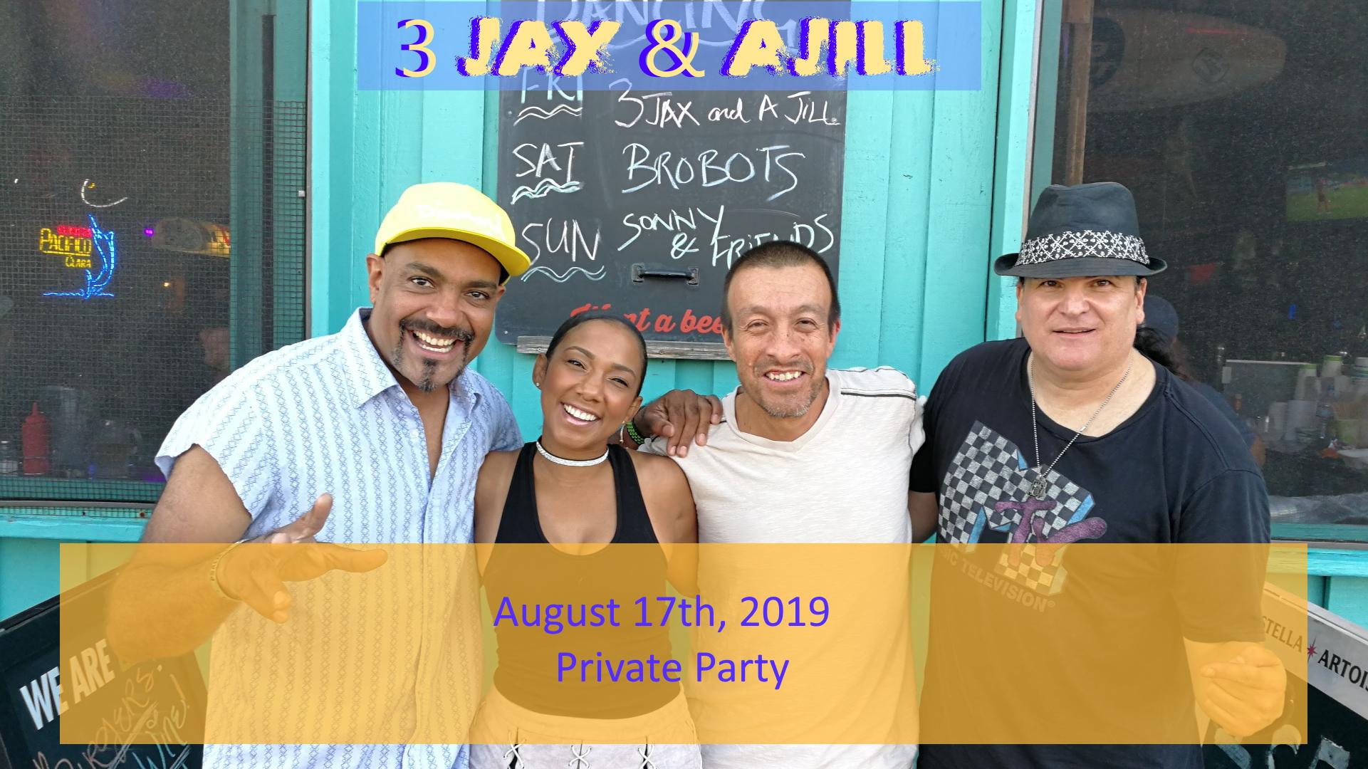 3 Jax & Ajill 8-2019